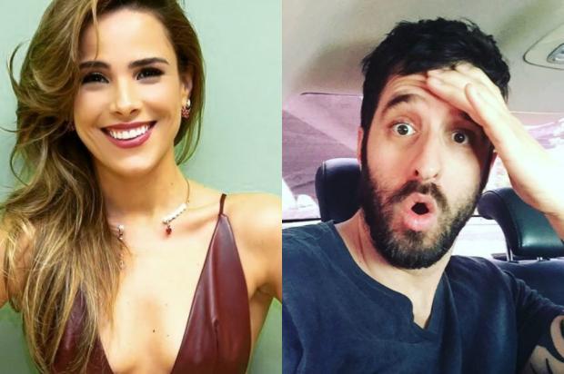 Wanessa Camargo recebe R$ 150 mil de Rafinha Bastos e doa a entidades Instagram / Reprodução/Reprodução