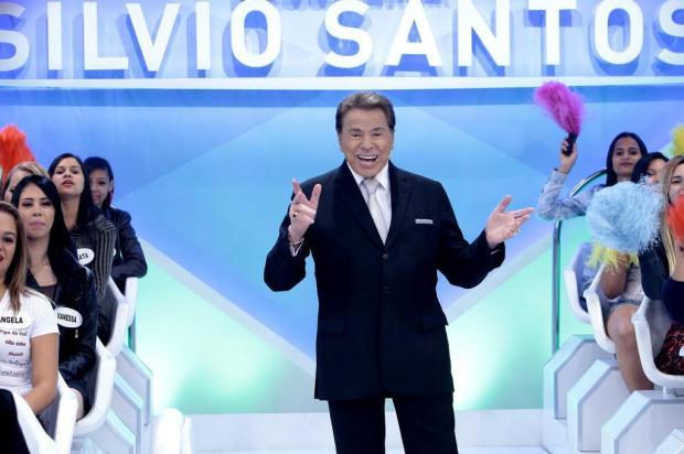 VÍDEO: Silvio Santos cai no palco e vai parar nos assuntos mais comentados do Twitter Lourival Ribeiro/SBT,divulgação