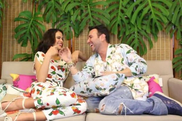 Em entrevista, Bruna Marquezine revela que já usou vestido sem calcinha Reprodução/YouTube