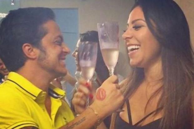 Thammy Miranda e Andressa Ferreira anunciam fim do namoro Instagram/Reprodução