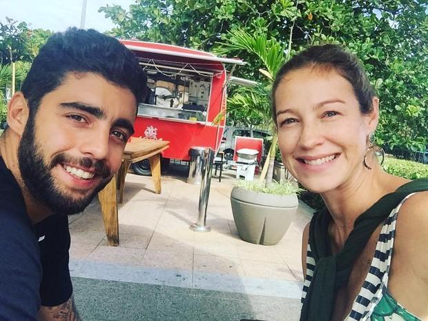 Luana Piovani e Pedro Scooby reatam casamento Instagram / Reprodução/Reprodução