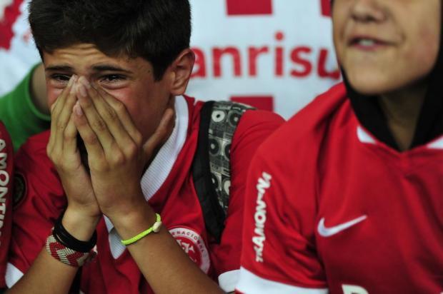 """Zé Victor Castiel: """"O Inter não se ajuda"""" André Ávila/Agencia RBS"""