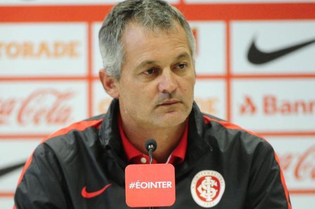 """Guerrinha: """"Resultado inadiável"""" Ronaldo Bernardi/Agencia RBS"""