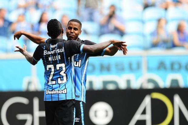 """Pedro Ernesto: """"Grêmio está bem nas duas competições"""" Lauro Alves/Agencia RBS"""