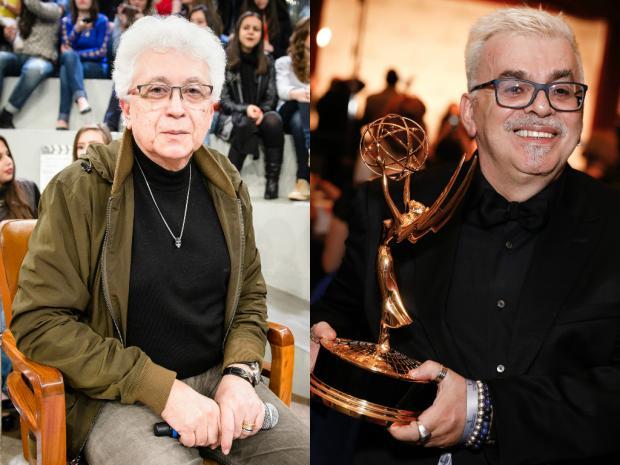 """Aguinaldo Silva parabeniza Walcyr Carrasco pelo Emmy: """"Justíssimo"""" TV Globo / Divulgação/Divulgação"""