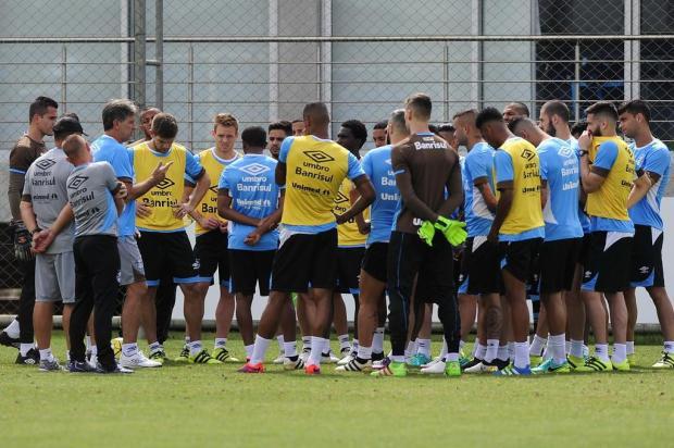 """Guerrinha: """"Largada tricolor"""" Mateus Bruxel/Agencia RBS"""
