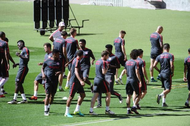 """Zé Victor Castiel: """"Time de Primeira Divisão 2017 """" Ronaldo Bernardi/Agencia RBS"""