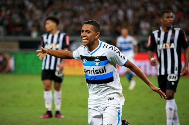 "Guerrinha: ""Grêmio pode providenciar a festa do título"" Jefferson Botega/Agencia RBS"
