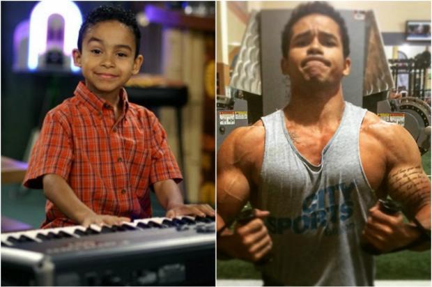 """Ex-ator mirim de """"Eu, a Patroa e as Crianças"""" impressiona por músculos em fotos Instagram / Reprodução/Reprodução"""
