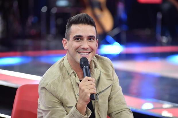 """André Marques revela que foi casado por sete anos: """"As pessoas nunca souberam da minha vida"""" Maurício Fidalgo/TV Globo/Divulgação"""