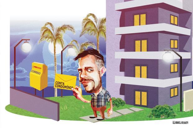 A conta do condomínio está muito alta? Veja 10 dicas para baixar esta fatura Arte de Gabriel Renner/Arte de Gabriel Renner