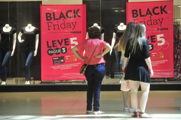 Black Friday tem salto nas vendas e queda nas reclamações Jean Pimentel/Agencia RBS