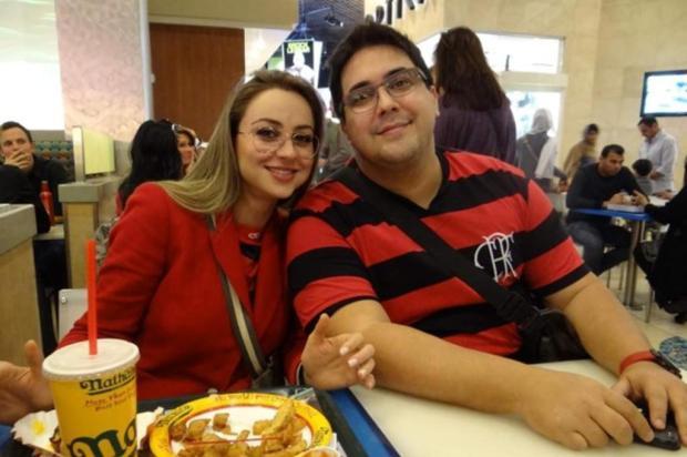 Conheça Manuella Vieira, que foi casada com André Marques por sete anos Facebook/Reprodução