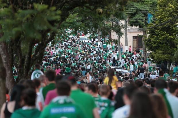 """Guerrinha: """"Sem clima para futebol"""" Cristiano Estrela/Agencia RBS"""
