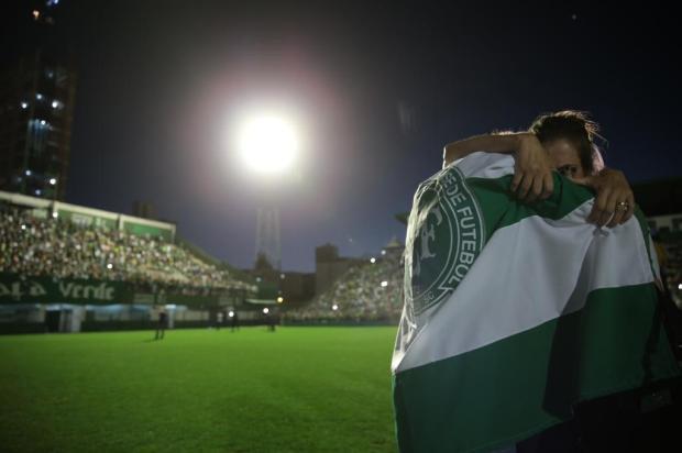 Arena Condá terá missa no horário em que a Chapecoense jogaria a final da Copa Sul-Americana Cristiano Estrela/Agencia RBS
