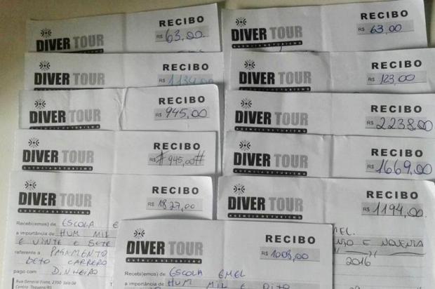 Dono de agência desaparece e deixa alunos de escolas do RS sem viagem de formatura Divulgação / Arquivo pessoal/Arquivo pessoal