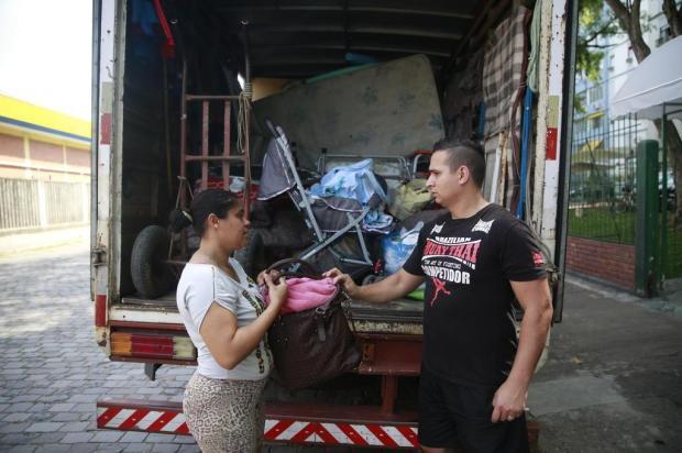 Mais de 1,9 mil famílias de Porto Alegre convivem com a incerteza do aluguel social Tadeu Vilani/Agencia RBS