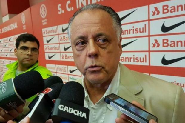 """Guerrinha: """"Prova de desespero"""" Rodrigo de Oliveira/Agência RBS"""