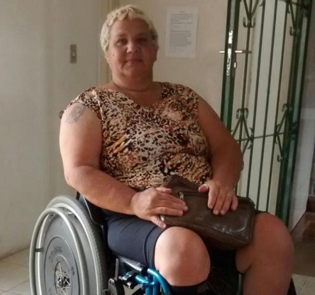 Falta de ônibus adaptados na Zona Sul de Porto Alegre prejudica cadeirante Leitor DG/Arquivo Pessoal