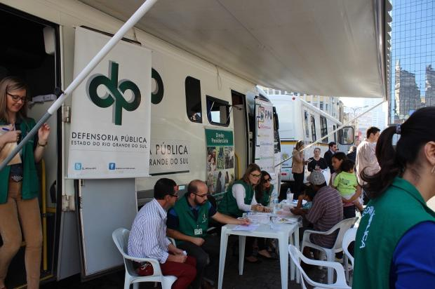 Saiba como aproveitar o mutirão de atendimento da Defensoria Pública na Vila Dique Ascom DPERS / Ascom DPERS/Ascom DPERS
