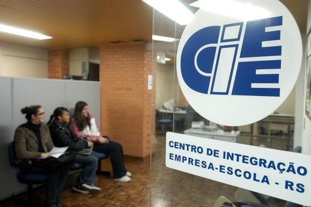 CIEE oferece 1.448 vagas de estágio em 40 cidades do RS; veja como se candidatar Juan Barbosa/Agencia RBS