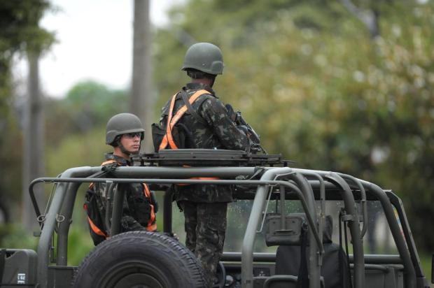 Exército abre concurso com vagas em Santa Catarina e no Paraná Luiz Armando Vaz/Agencia RBS