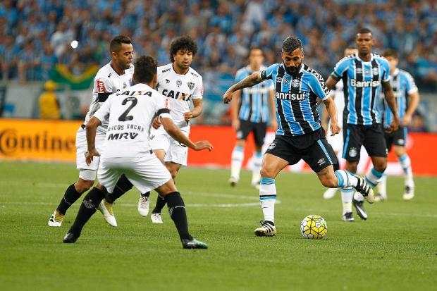 Guerrinha: é indispensável manter o engenheiro do time na Libertadores LUCAS UEBEL / GR¿?MIO FBPA/Divulgação/GR¿?MIO FBPA/Divulgação