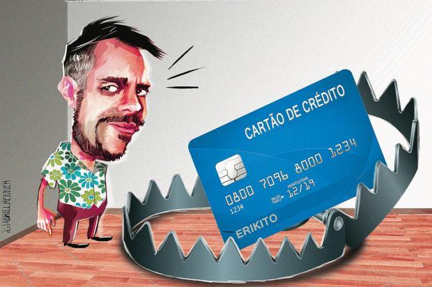 Fique atento à perigosa armadilha das tarifas de cartão de crédito Arte ZH/