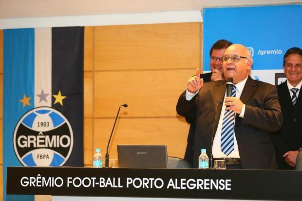 "José Augusto Barros: ""Pacote animador"" Lauro Alves/Agencia RBS"