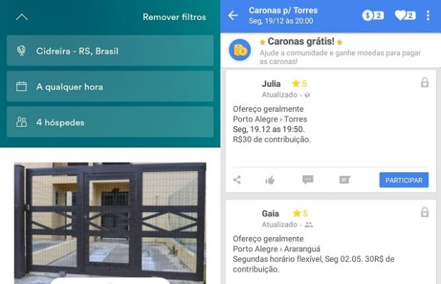 Veja quatro aplicativos que ajudam você a economizar durante as férias Reprodução / Google Play/Google Play