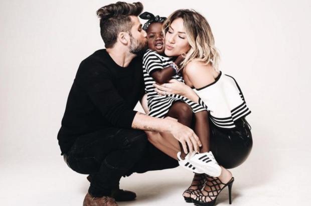 Adolescentes confessam autoria de ataques racistas contra filha de Giovanna Ewbank e Bruno Gagliasso Instagram/Reprodução