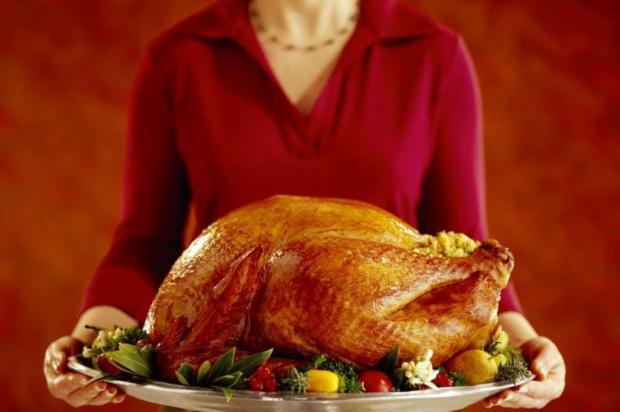 Em casa ou na padaria? Escolha a melhor opção para assar o peru de Natal da sua família Divulgação/Divulgação