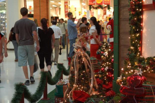 Saiba o que abre e o que fecha no fim de semana de Natal Jefferson Botega/Agencia RBS