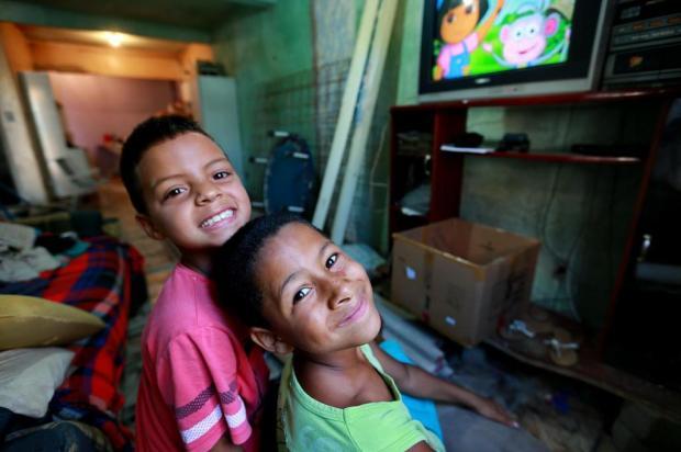 Os pequenos e a tevê: de olho no que as crianças assistem Bruno Alencastro/Agencia RBS