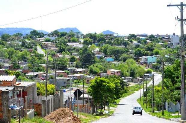 Há 25 anos, a Nova Santa Marta, uma das maiores ocupações da América Latina, trava luta pela moradia Germano Rorato/Agência RBS