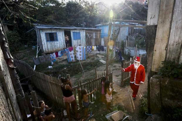 Campanha Sonhos de Natal reforça a solidariedade dos leitores do Diário Gaúcho Mateus Bruxel/Agencia RBS