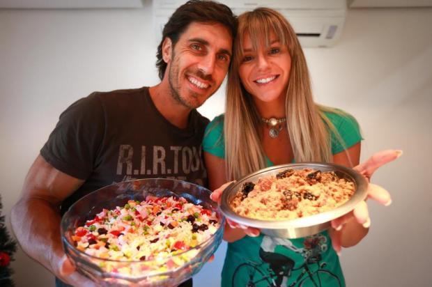 Famosos contam qual prato não pode faltar na ceia de Natal; confira as receitas Bruno Alencastro/Agencia RBS