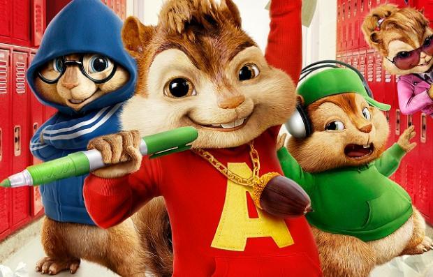 """Sessão da Tarde exibe """"Alvin e os Esquilos 2"""" nesta quinta-feira Reprodução / Reprodução/Reprodução"""