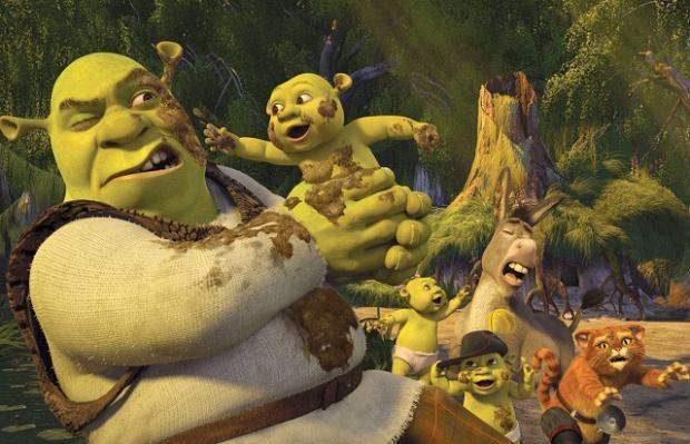 """Sessão da Tarde exibe """"Shrek Terceiro"""" nesta sexta-feira Reprodução / Reprodução/Reprodução"""