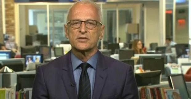 Jornalista faz piada com morte da atriz Carrie Fisher e é detonado na internet Globo News / Reprodução/Reprodução