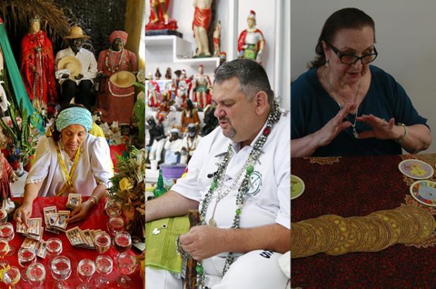 Saiba quais são as previsões dos astros para 2017 Montagem sobre fotos de Tadeu Vilani, Isadora Neumann e Fernando Gomes / Agencia RBS/Agencia RBS