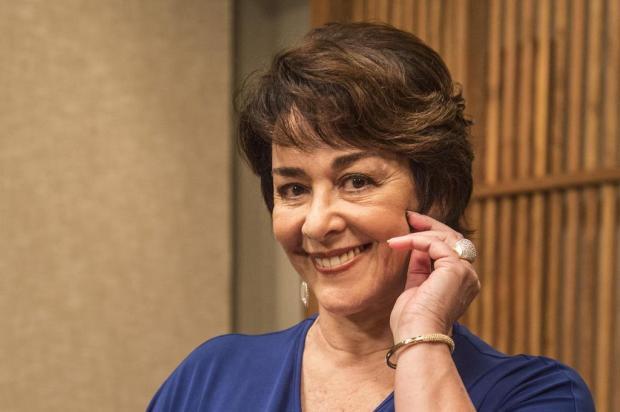 """Prestes a completar 70 anos, Nivea Maria brinca: """"Vou fazer nudes pra comemorar"""" Mauricio Fidalgo/TV Globo/Divulgação"""
