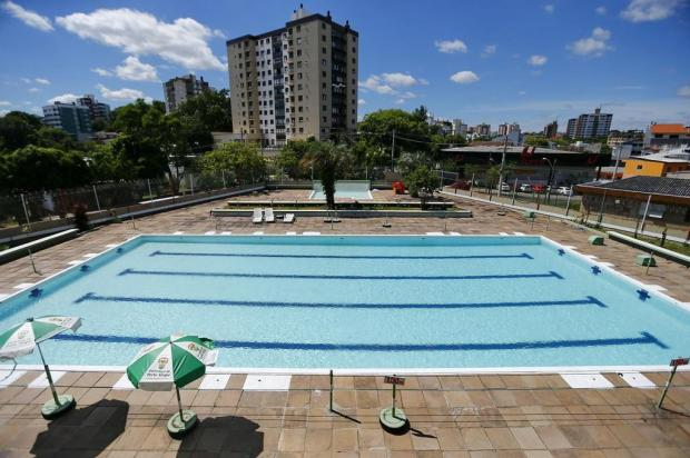 Piscinas públicas de Porto Alegre não abrirão na data prevista Félix Zucco/Agencia RBS