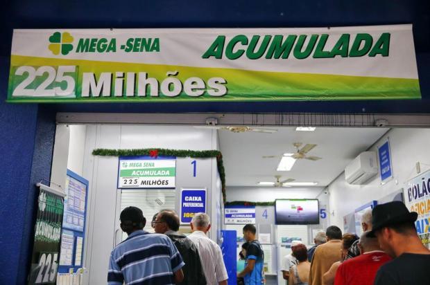 Apostadores revelam os sonhos com a Mega da Virada, que oferece R$ 225 milhõesneste sábado Félix Zucco/Agencia RBS