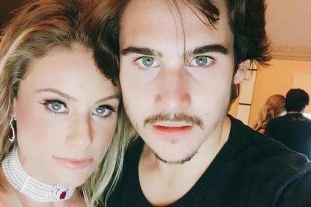 """Mãe de Nicolas Prattes grava participação em """"Rock Story"""" Instagram/Reprodução"""