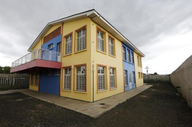 Escola de educação infantil no Lami está pronta há oito meses, mas segue fechada Mateus Bruxel/Agencia RBS