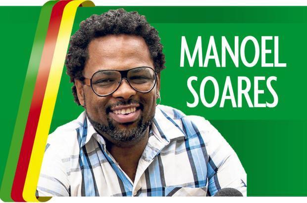 """Manoel Soares fala do ato de racismo que sofreu e convoca os leitores: """"Vale a pena denunciar"""" Reprodução/"""