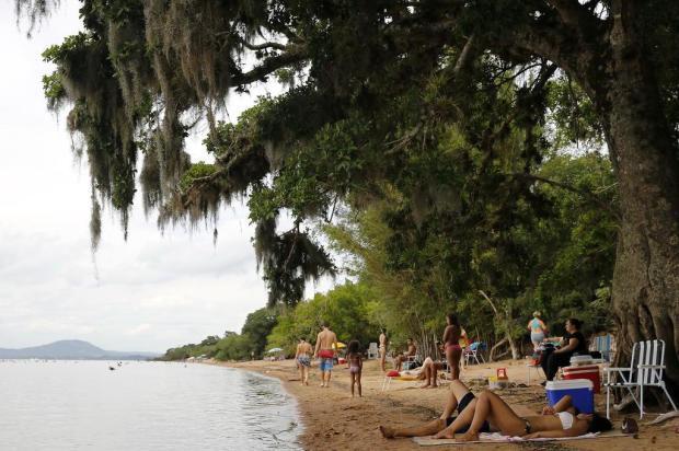 Praia das Pombas teve ingressos esgotados no final de semana Mateus Bruxel/Agencia RBS