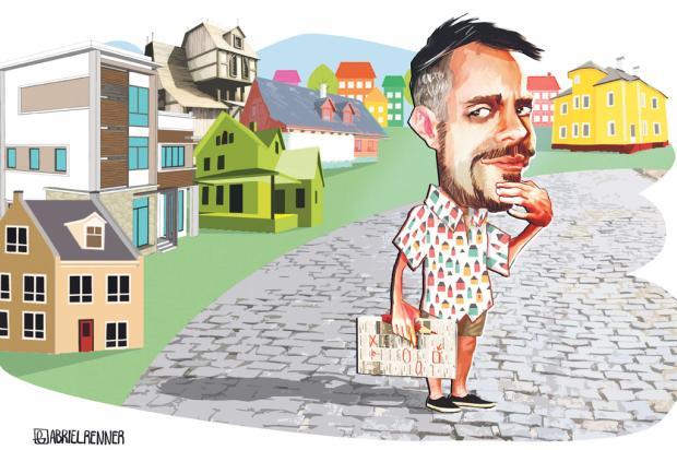 Promoções generosas para imóveis novos sumiram! O negócio agora é conseguir desconto de 10% a 15% Ilustração / Gabriel Renner/Gabriel Renner