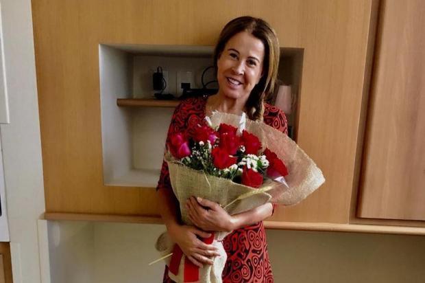 """Zilu Camargo recebe alta do hospital e agradece: """"Obrigada Deus!"""" Instagram/Reprodução"""